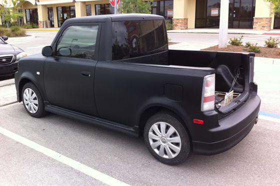 Scion xb PickupTruck