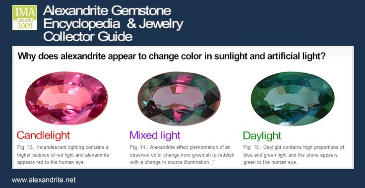 Alexandrite, the perfect birthstone for Gemini. They change colors in different lights.. So awesome!