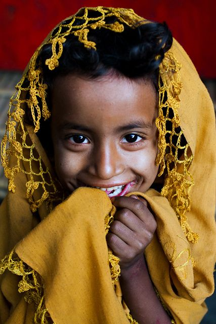 An Unforgettable Face - II [..Saint Martin's Island, Bangladesh..] by Catch the dream, via Flickr