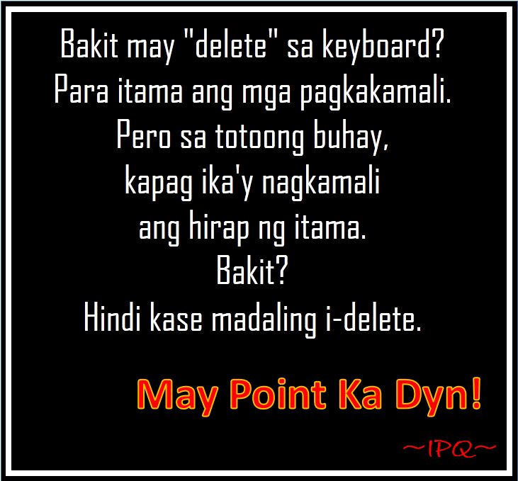 Quotes Dear Friend Tagalog: 17 Best Images About Tagalog Quotes On Pinterest