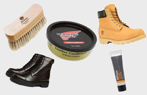 Все, что вам нужно для ухода за обувью