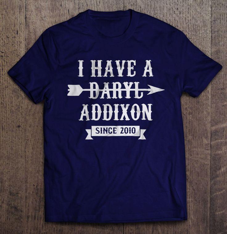 The Walking Dead - I Have A Daryl Addixon T-Shirt