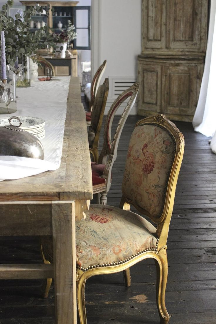 209 best images about Dining Rooms on Pinterest | Country dining ...