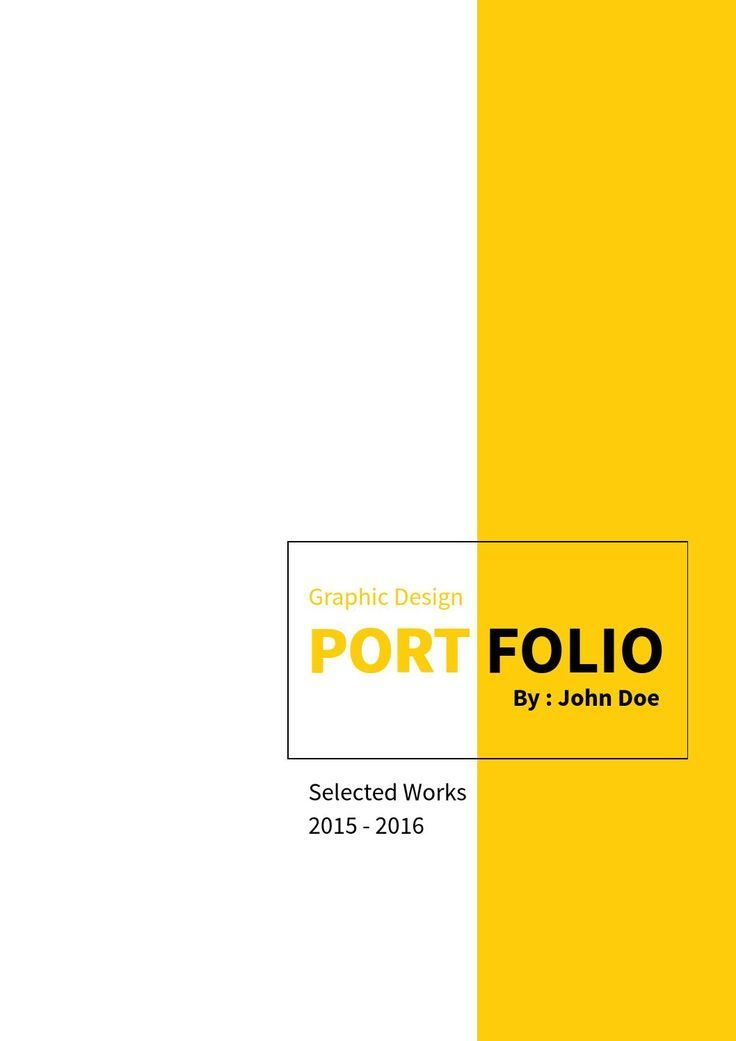 Best 25+ Architecture portfolio template ideas on Pinterest - ms word cover page templates free download
