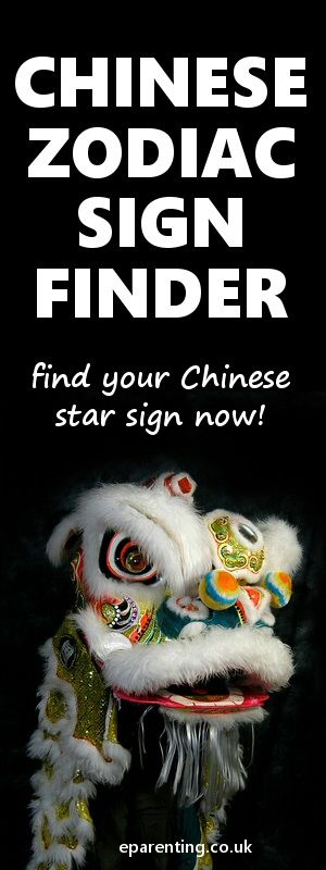 Chinese Zodiac Sign Finder