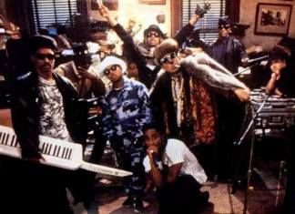 "1991-02-16 / 2Pac appeared in ""Nothing but Trouble"" movie."