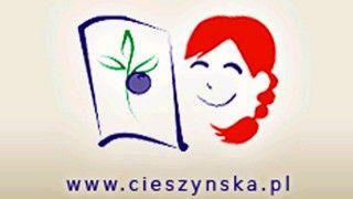 Logo strony internetowej prof. J. Cieszyńskiej, fot. cieszynska.pl