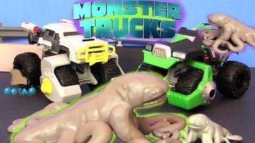 Мультики про Машинки. МОНСТРЫ УПРАВЛЯЮТ МАШИНКАМИ MONSTER TRUCKS. Машины для Детей #Видео для Детей http://video-kid.com/21536-multiki-pro-mashinki-monstry-upravljayut-mashinkami-monster-trucks-mashiny-dlja-detei-video-dl.html  Это очень интересное видео, в котором мы посмотрим мультик и поиграем с машинками, которые захватили монстры!!!  Скорее смотрите распаковку и мультик «Мультики про Машинки. МОНСТРЫ УПРАВЛЯЮТ МАШИНКАМИ MONSTER TRUCKS. Машины для Детей #Видео для Детей». Это самый…