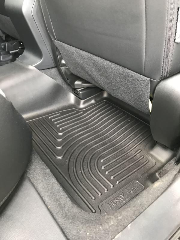 2015 Subaru Forester Floor Mats Husky Liners Floor Liners Husky Liners Subaru