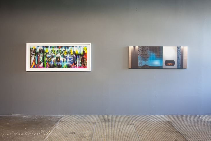 Jeremy Blake at Plymouth Rock (Contemporary Art Daily)