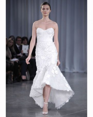 Monique Lhuillier Trumpet, Fall 2013 | Say I Do