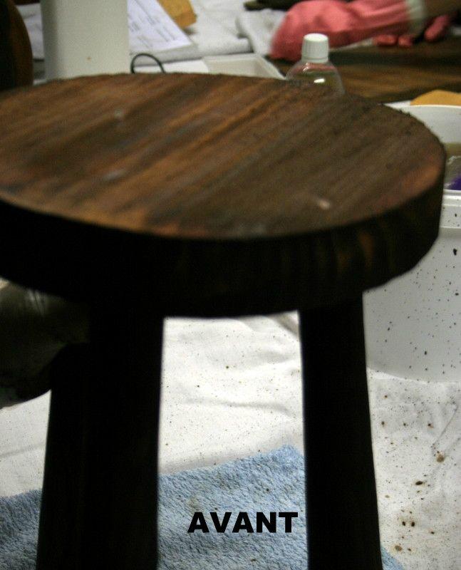 Decirer un meuble en bois - Decirer un meuble ...
