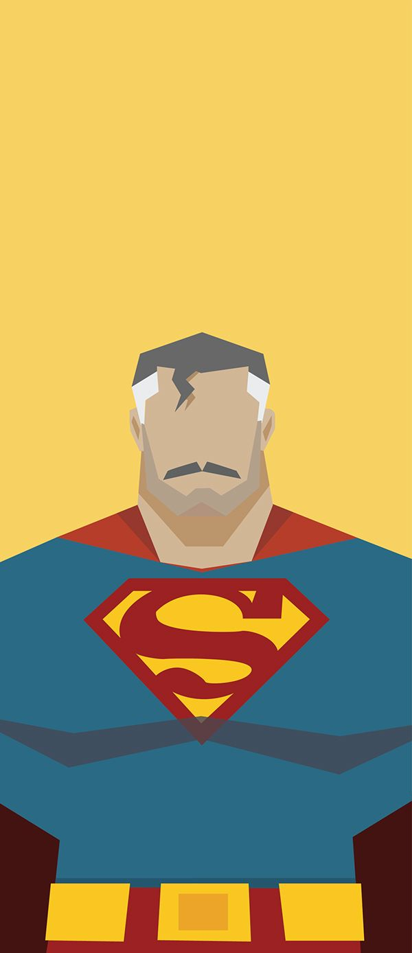 Old Superman by Philipe Alexandre