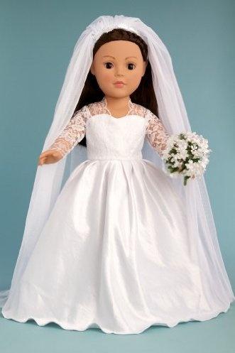 Royal wedding dresses princess kate and royal weddings on for American girl wedding dress
