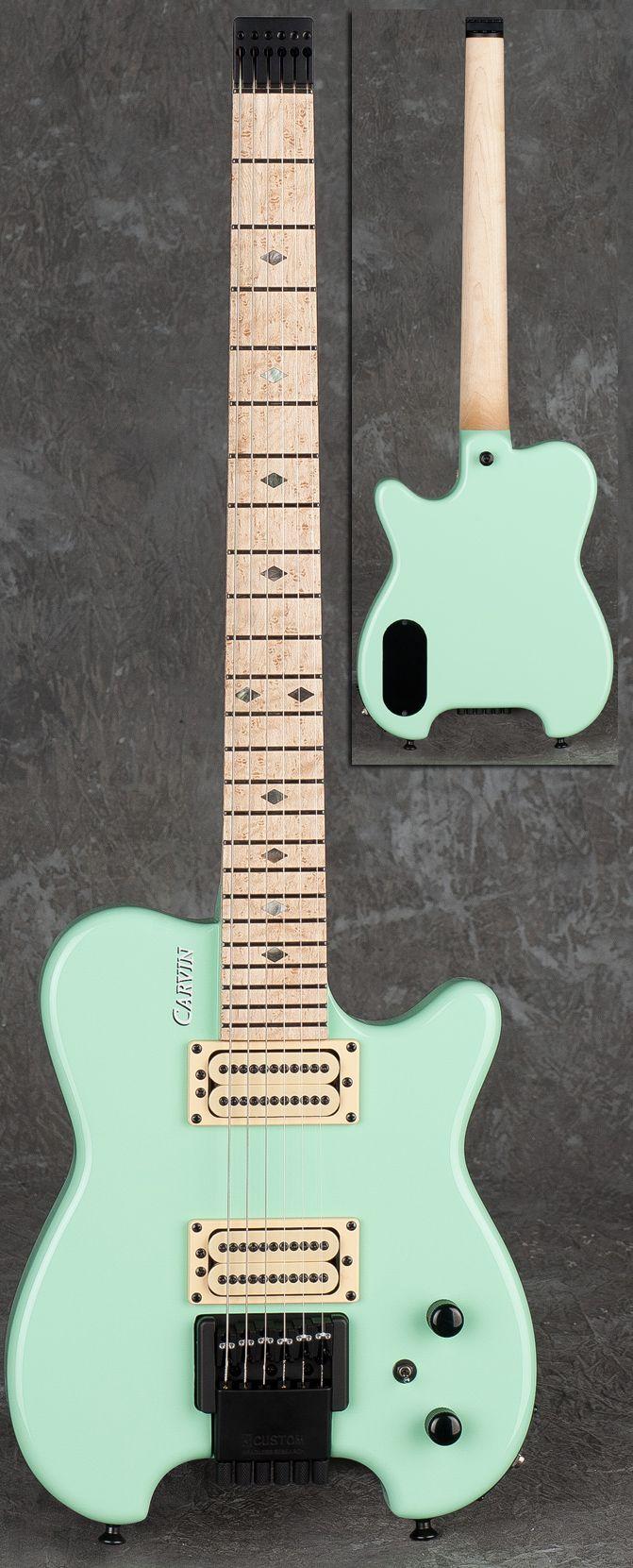 Carvin HH2 (Allan Holdsworth Signature Headless Guitar)