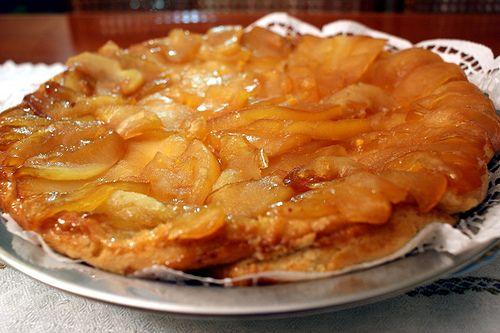 Una torta alle mele speciale per il runner di ritorno dalla corsa