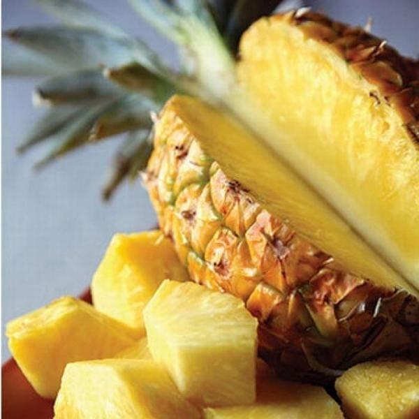 Как правильно выбрать и нарезать ананас? » Женский Мир