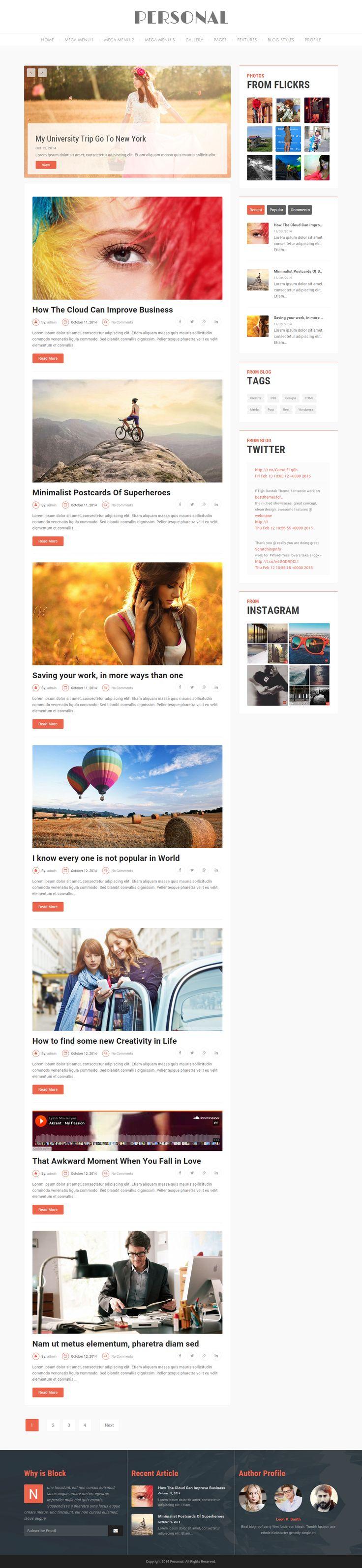 14 best Wordpress CVs/Resume images on Pinterest | Resume, Resume ...