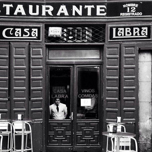 Casa Labra,1860 Photo by lrcasanova • Instagram