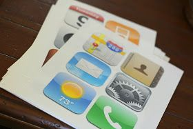 embellishments: iPhone Bulletin Board
