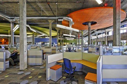 Thiết kế hiện đại cho văn phòng của bạn http://kientrucnhapho.com.vn/thiet-ke-noi-that