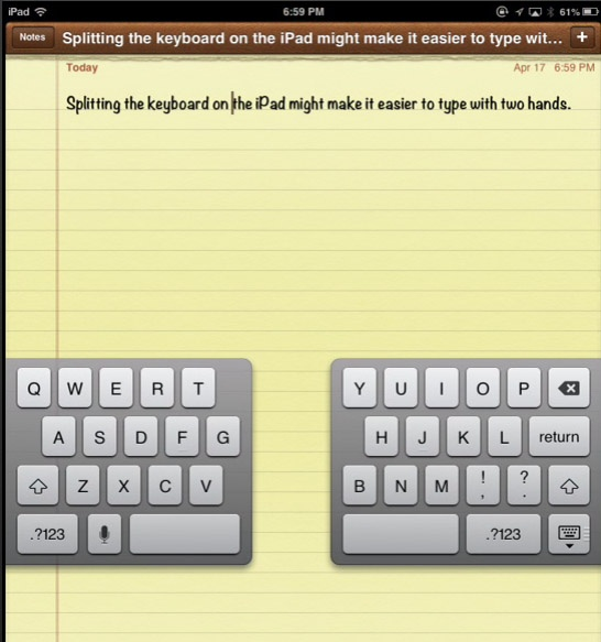 Increase Your iPhone & iPad Typing Speed With These 3 Apps & Tips [iOS]   image
