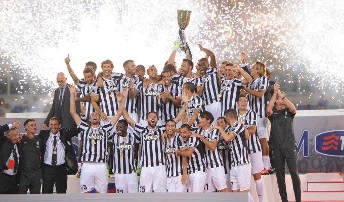 Supercoppa, Juventus-Lazio 4-0, a Roma è trionfo bianconero