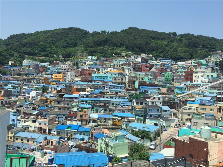 Busan, South KoreaGamcheon Culture Village