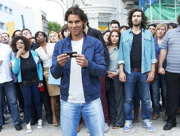 Rafael Nadal tênis comercial pôquer Poker Stars (Foto: Divulgação)