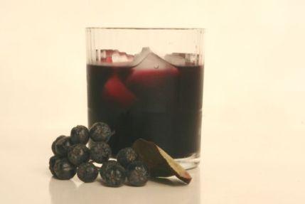 Bezinkový likér / Elderberry Liqueur