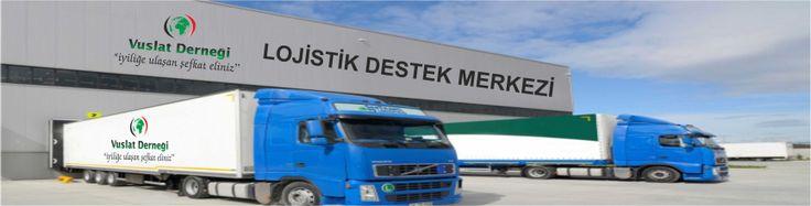 Lojistik Merkez Projesi  Türkiye'nin her kentine kurulması planlanan gıda ve giyim mağazalarını desteklemek adına stokların bulunduğu iki merkez olarak düşünülen merkezler İstanbul ve Erzurum'da hizmet verecek...  http://vuslat.org.tr/proje.asp?kid=700