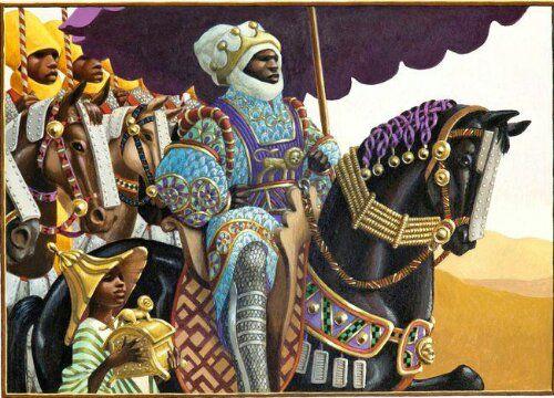 mali empire government