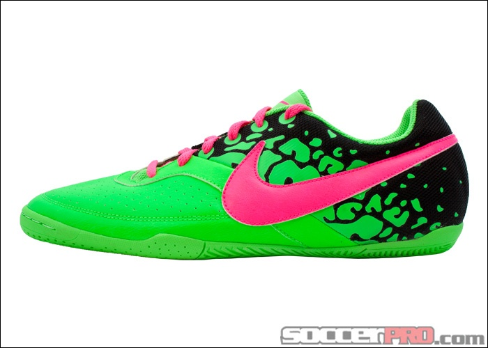 Nike FC247 Elastico II Indoor Shoes - Neo Lime with Black...$53.99