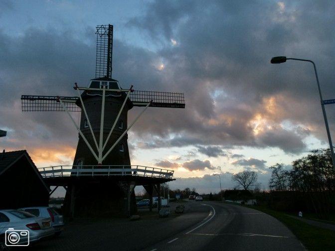 Maasbommel, Holland