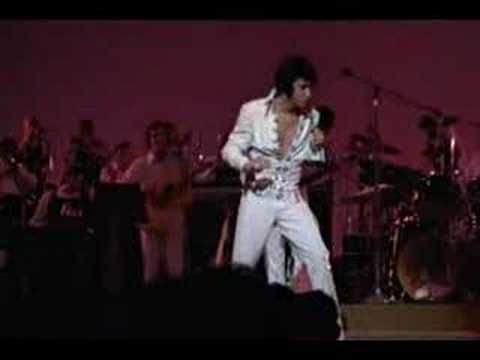 ▶ Elvis Presley (You Dont Have To Say You Love Me) - YouTube