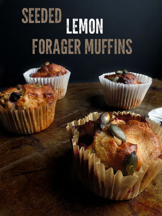 The Cake Hunter- Seeded lemon muffins | Muffin-licious. | Pinterest
