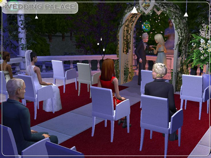1000+ Images About SIMS Wedding On Pinterest