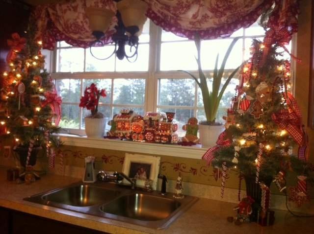 My Gingerbread Kitchen 2012