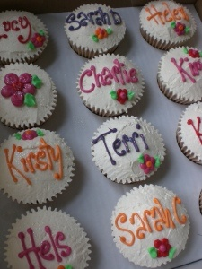 Everyone can have their very own cupcake!