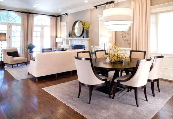 how to decorate a long narrow living room dining room ...