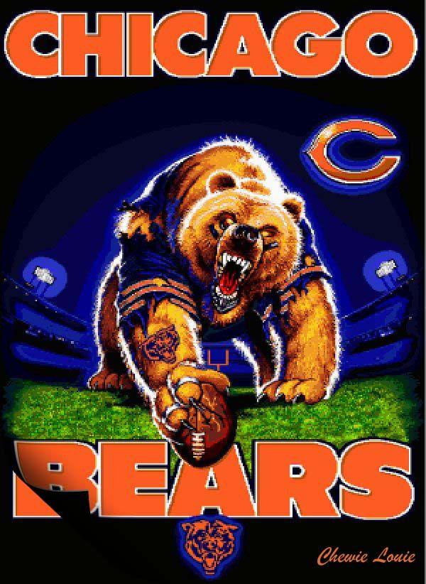 Free Chicago Bears Wallpaper more at Recipins.com