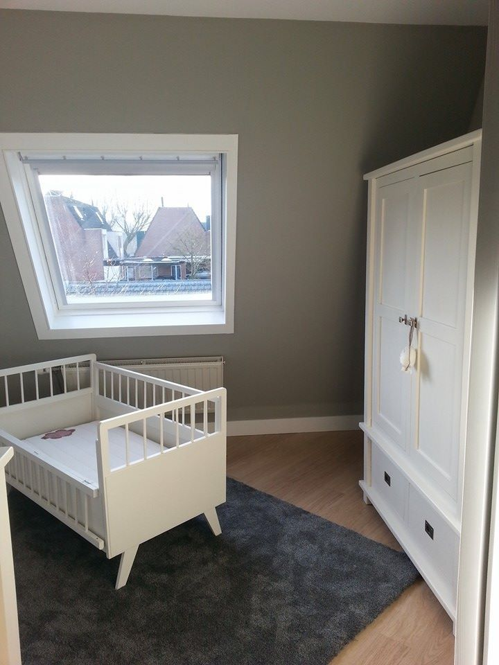 12 best images about verf muur woonkamer on pinterest - Verf babykamer ...