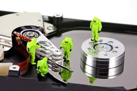 What are the causes of hard disk failure?
