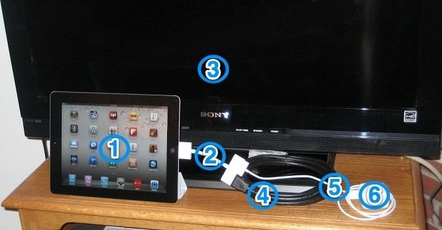 How to connect your iPad 2 to your TV with HDMI