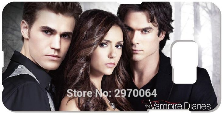 2017 The Vampire Diaries Cell Phone Case For Samsung Galaxy A3 A5 A7 A8 A9 J1 J2 J3 J5 J7 Prime 2016 Plastic Hard Cover Capa