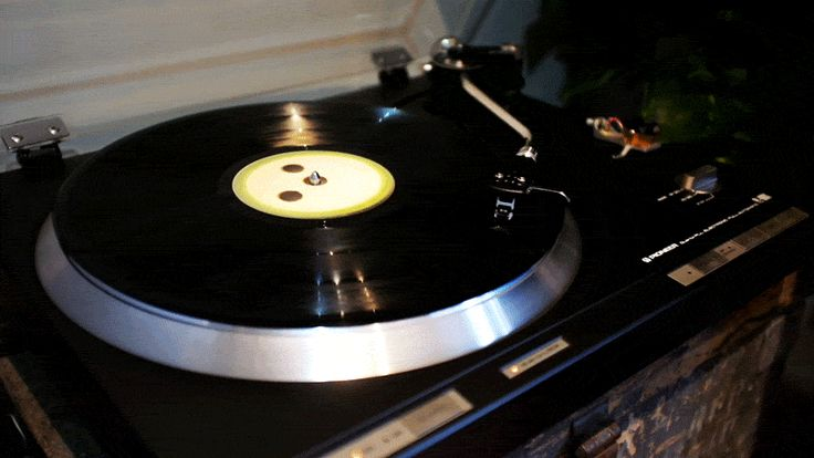 Just for Show Pioneer PL600x turntable Cinemagraph