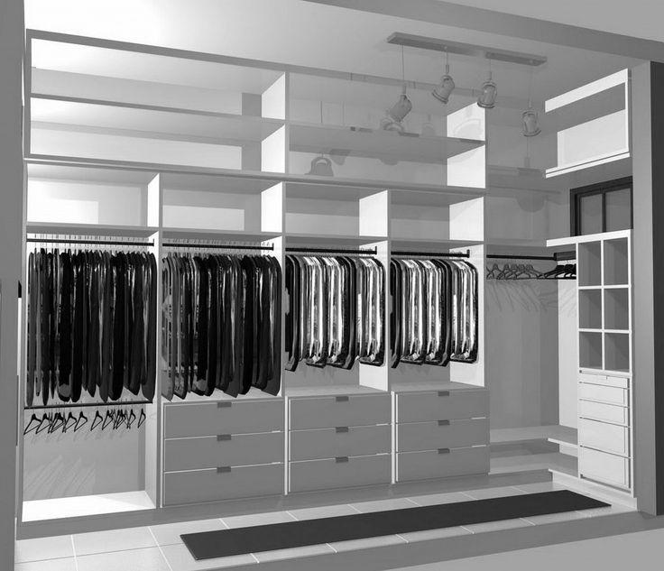5 Stunning Free Standing Wardrobe Closet Ikea Free Standing Closet ...