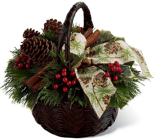 Christmas arrangements coziness bouquet ftd