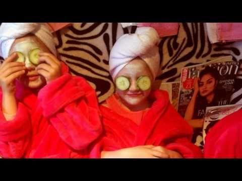 Grumpy but Gorgeous pamper parties videos - children's entertainers london