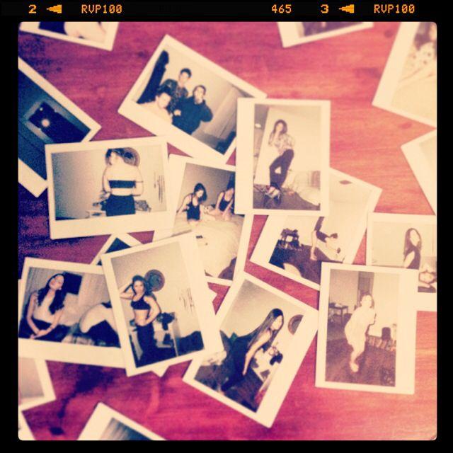 #instagram #poloroid